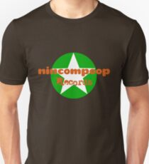 Nincompoop Records T-Shirt