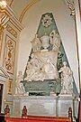 Foley Tomb inside Witley Chapel by Graeme  Hyde