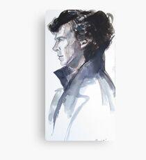 """Sherlocked"" Canvas Print"