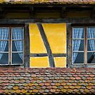 Twin Windows by Yair Karelic