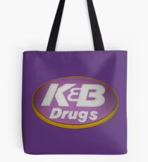 Bolsa de tela K & B Drugs