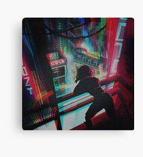 GITS cyberpunk Canvas Print