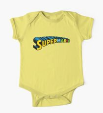 Super Mario Kids Clothes