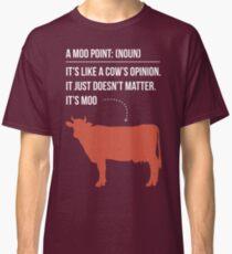 Moo Point - Joey Tribbiani Classic T-Shirt