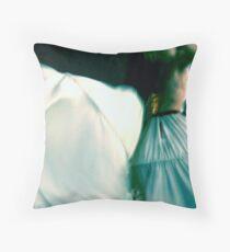 dancers 2  Throw Pillow