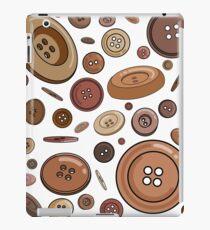 Buttons Akimbo iPad Case/Skin