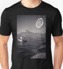 Picturesque location at Lake Atitlan, Guatemala. T-Shirt