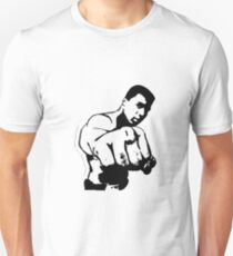 Boxing Ali Unisex T-Shirt