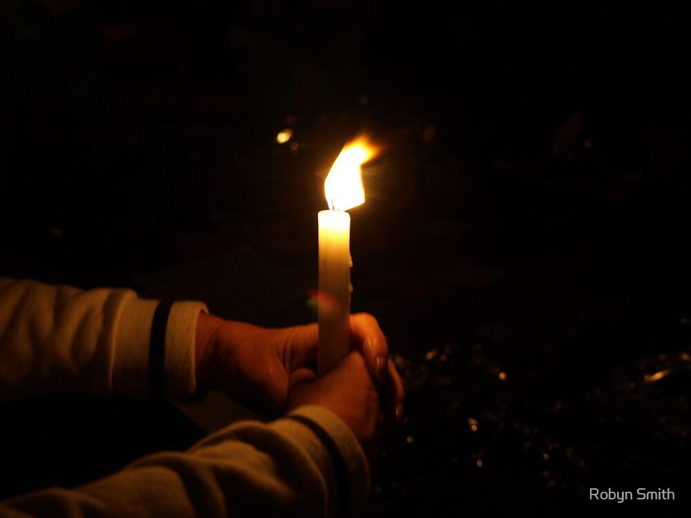 Vigil by Robyn Smith