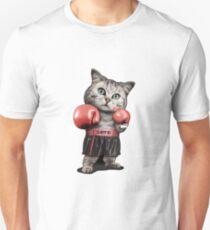 Box Cat Unisex T-Shirt