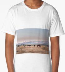Wild horses Long T-Shirt