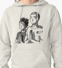 Haikyu!! - TanaNoya Praying Shirt Pullover Hoodie