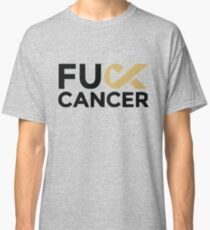 Fuck Cancer Campaign Classic T-Shirt