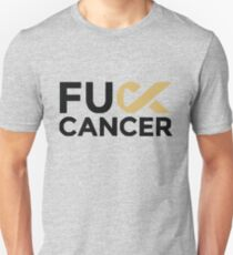 Fuck Cancer Campaign Unisex T-Shirt
