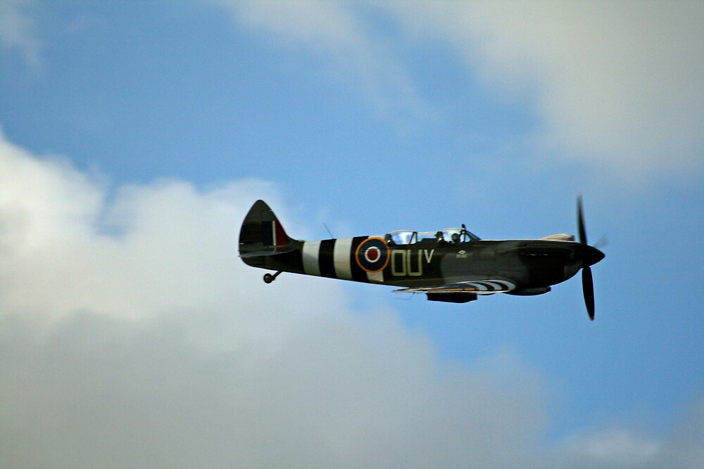 The Grace Spitfire 2 by willJohnson