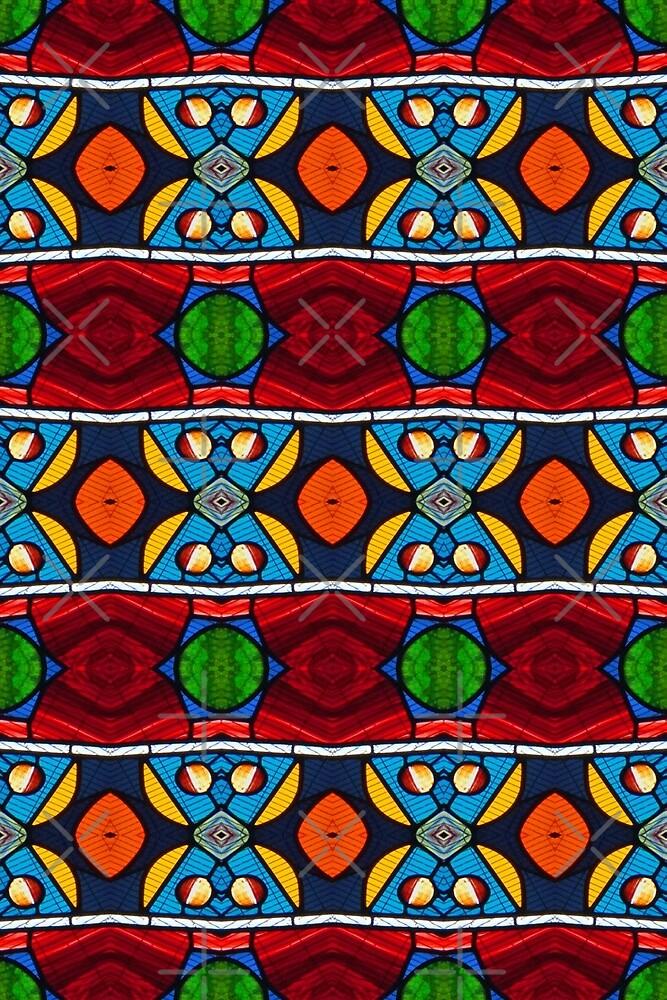 Vitrall (pattern) by Yampimon