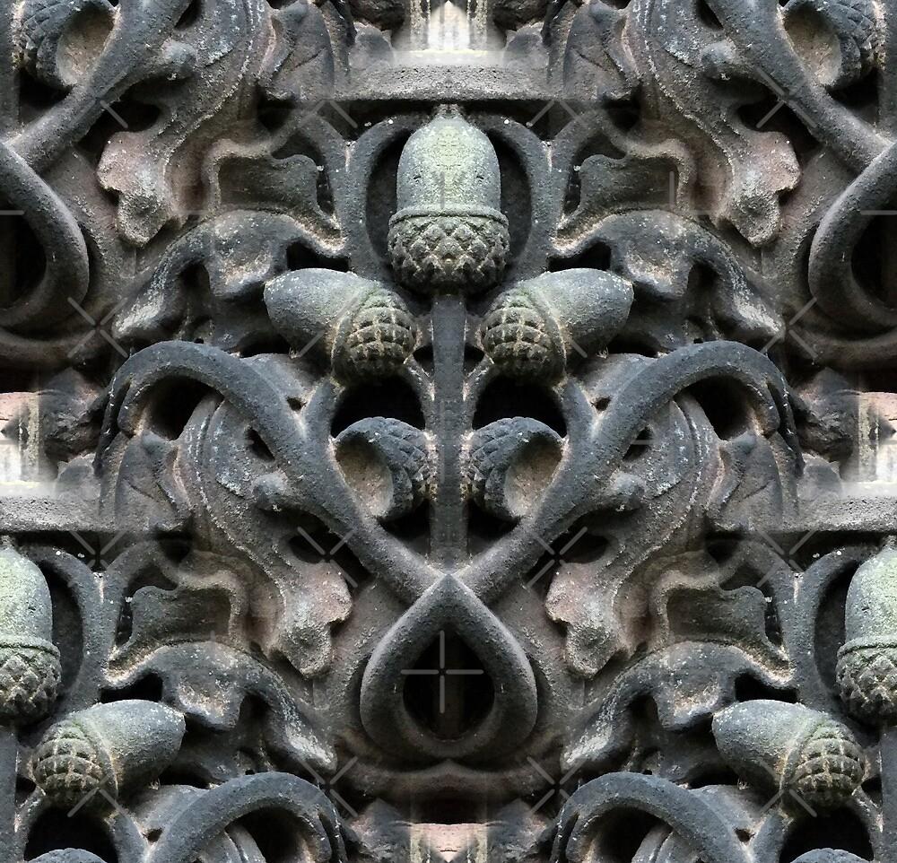Acorns (pattern) by Yampimon