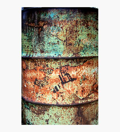Rusty 44 Photographic Print