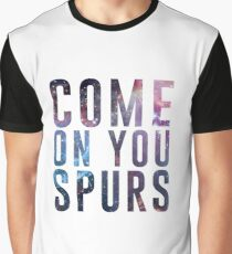 Come On You Spurs N17 Graphic T-Shirt