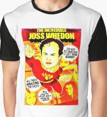 The Incredibel Joss Whedon Graphic T-Shirt