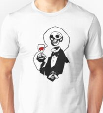 Skeleton Head T-Shirt