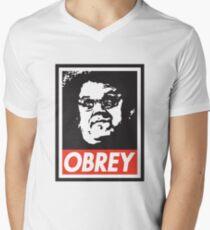 Obrey Brule Men's V-Neck T-Shirt