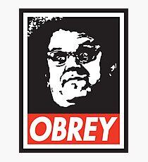 Obrey Brule Photographic Print