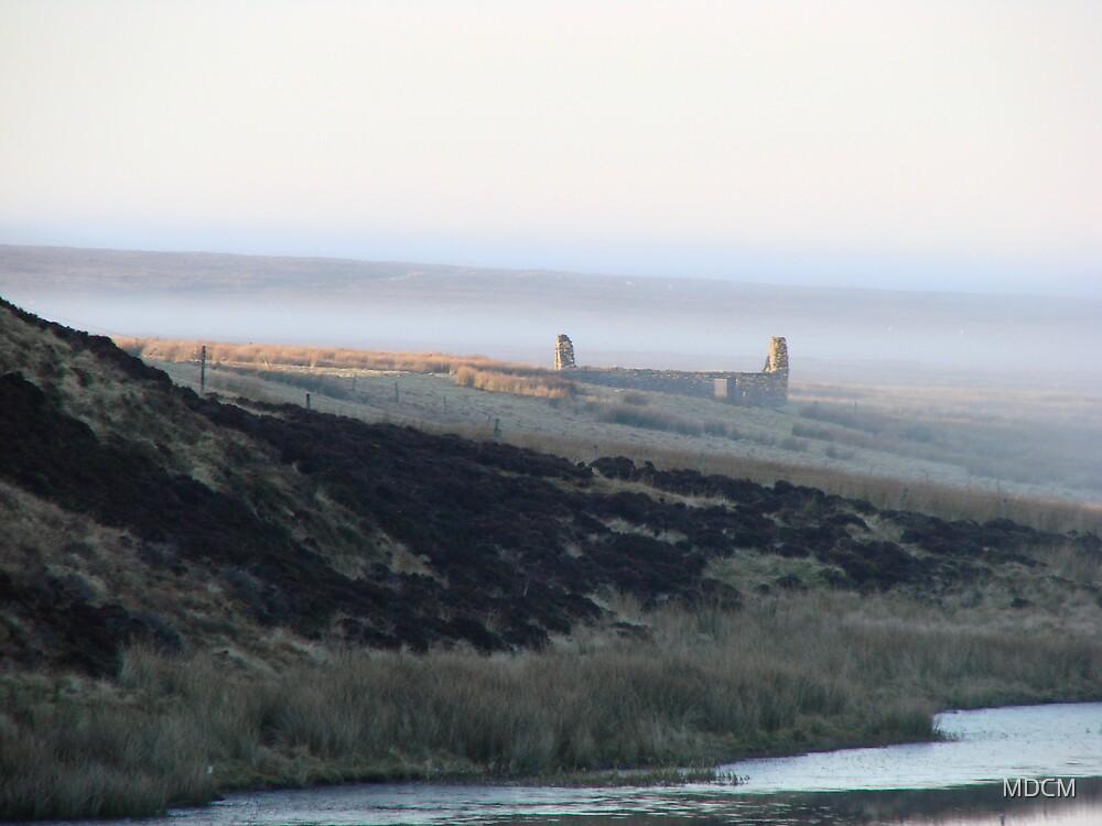Ruin in Mist by MDCM