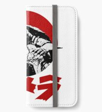 Gamera iPhone Wallet/Case/Skin