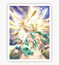 Winged Victory Mercy Sticker
