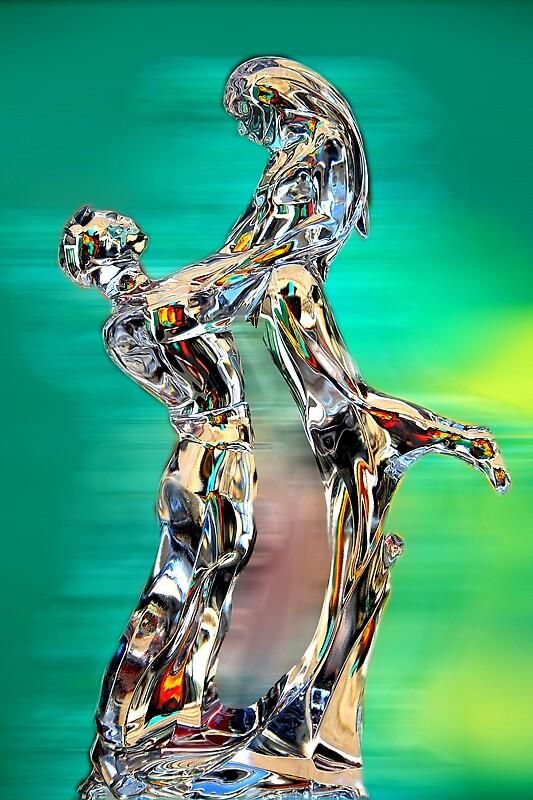 Figur skating 3 by satwant