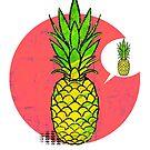 Eingebildete Ananas von Danianoo