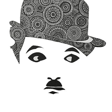 Charlie Chaplin by art-and-soul28