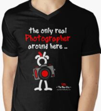 Red - The New Guy - The only real Photographer around here ..  T-Shirt
