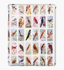 Birds of the Countryside - Set of 50 iPad Case/Skin