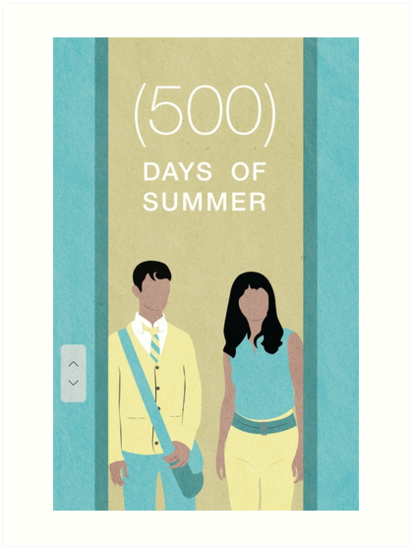 500 Days Of Summer Art | www.pixshark.com - Images ...
