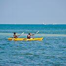 Kayaking by photorolandi