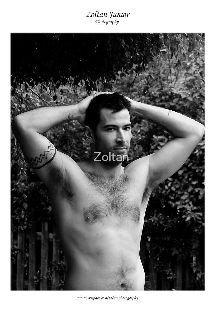 sexy man by Zoltan