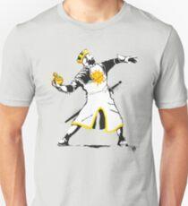Camiseta ajustada Banksy Python 1-2-5