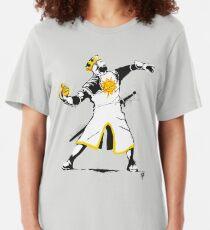 Banksy Python 1-2-5 Slim Fit T-Shirt