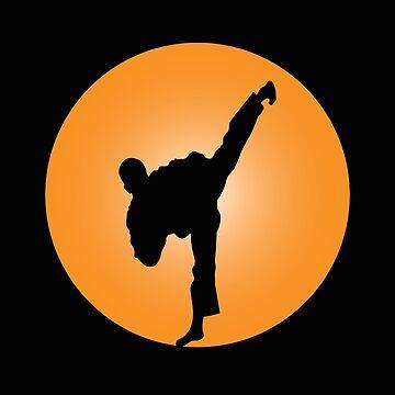 Karate Design Mens by kudostees