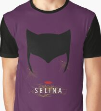 Catwoman - Selina Kyle Graphic T-Shirt