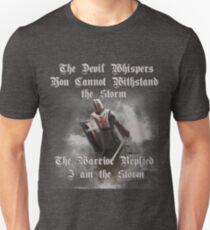 Knights Templar Symbol T-Shirt  T-Shirt