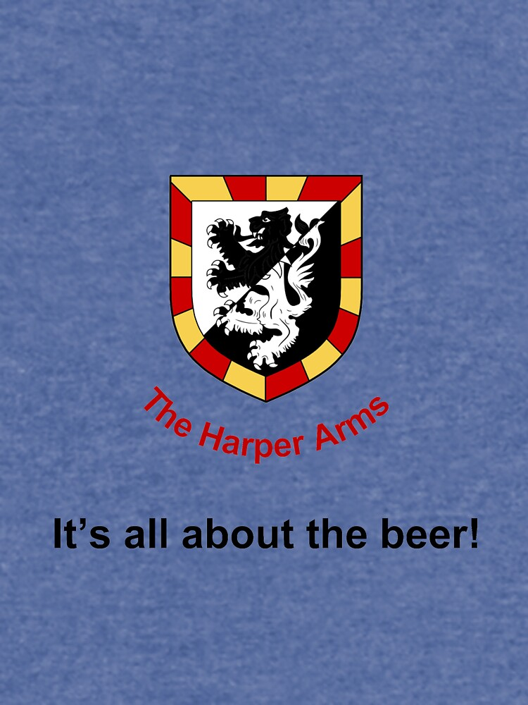 Harper Arms All About the Beer by TheHarperArms