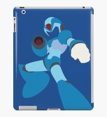 Mega Mann X iPad-Hülle & Klebefolie