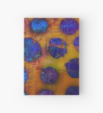 Dark Bubbles Hardcover Journal