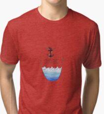 Ad inchiodare stelle... Tri-blend T-Shirt