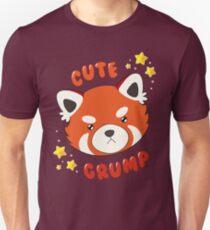 Cute Grump (Red Panda) T-Shirt