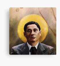 Beat Takeshi (Takeshi Kitano) Canvas Print