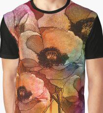 Poppy Art 2 Graphic T-Shirt